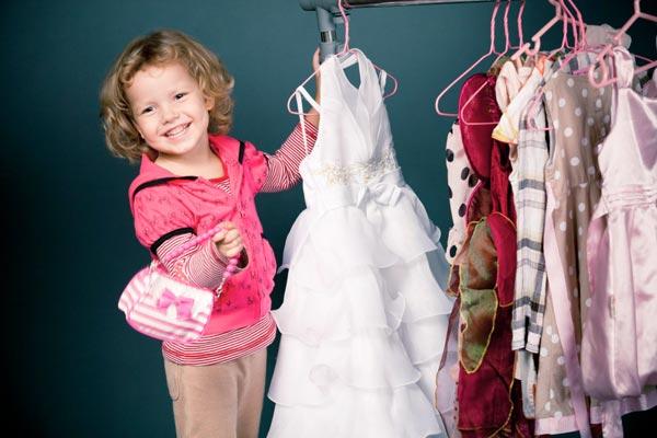 Как правильно выбрать в интернете одежду ребенку
