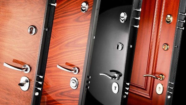 Выбираем стальные двери