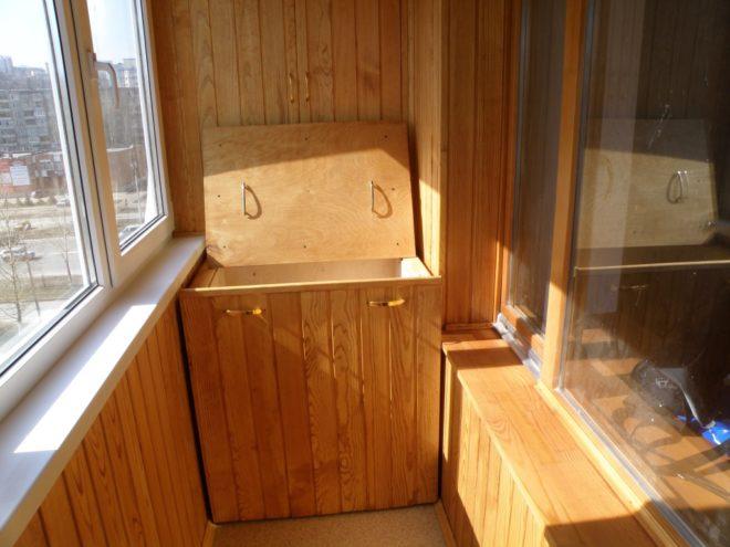 Балконный холодильник