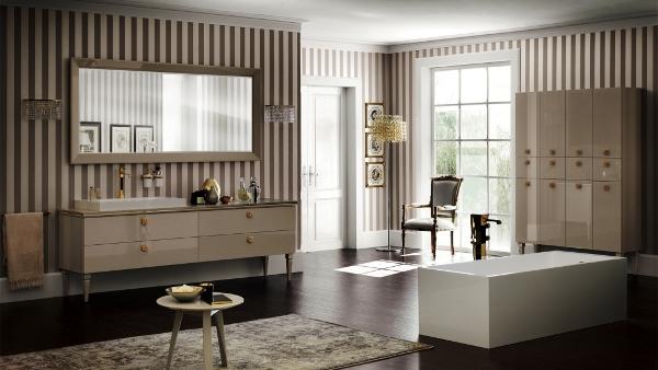 Мебель для ванной комнаты Scavolini