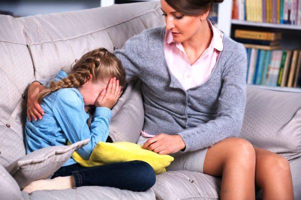 Тревожность у ребенка 2