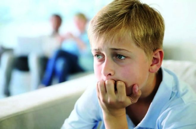 Тревожность у ребенка 5