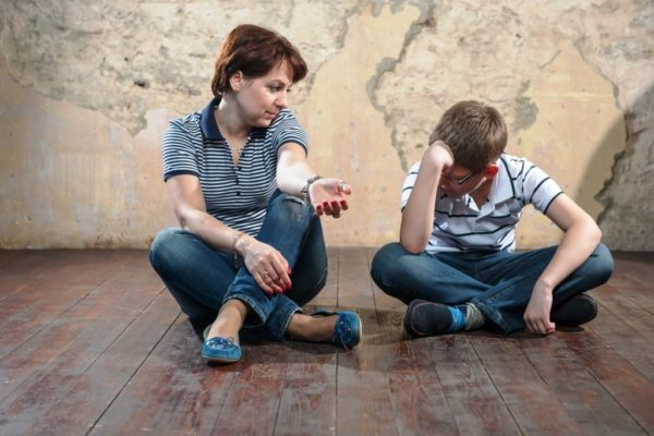 Тревожность у ребенка 3