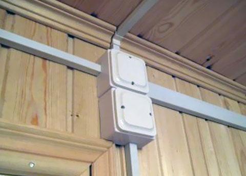 Кабельные системы в частных домах и на дачах