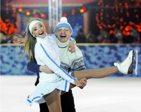 Татьяна Навка и Марат Башаров