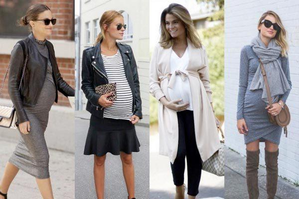 Куртки, жакеты, кардиганы и платья для беременных