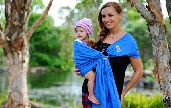 Какой купить слинг для ребенка?