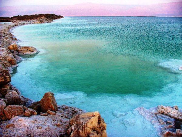 Мертвое море считается озером