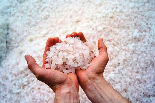 Хлорид натрия - жизненно необходимый минерал