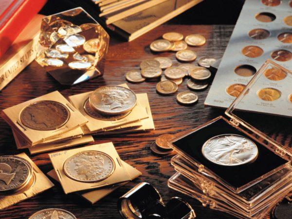Нумизматика – история монет