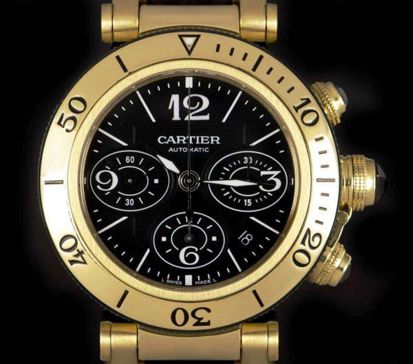 Часы Pasha Cartier