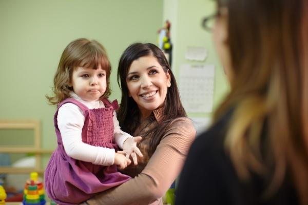 Как маме подготовиться к поступлению ребенка в детский сад
