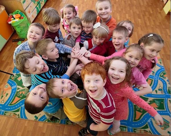 Что одеть на ребенка в детский сад