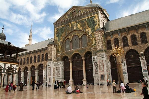 Мечеть Омейадов