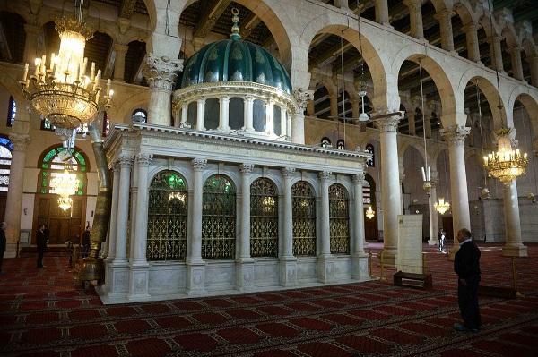 Часовня Иоанна Крестителя в Дамаске