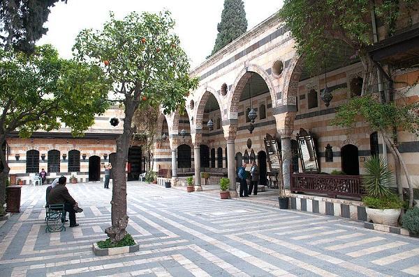 Дворец Паши Азема