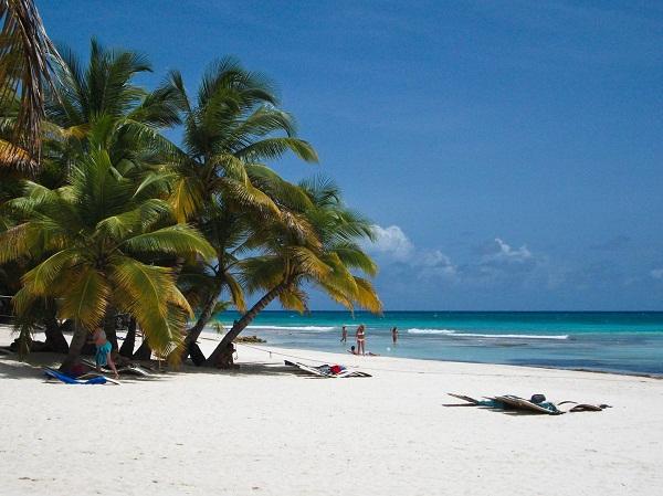 Пляжи Доминиканы в марте