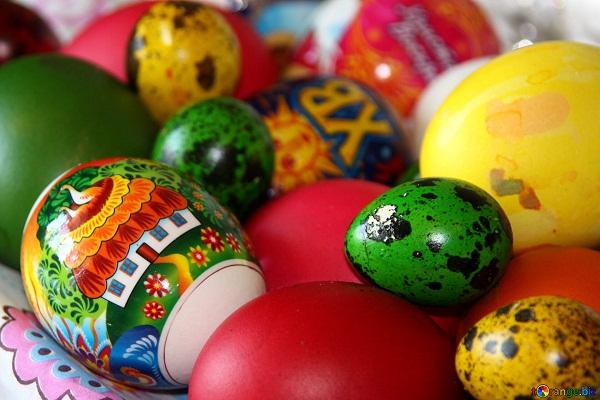 Яйцо – это символ пасхи