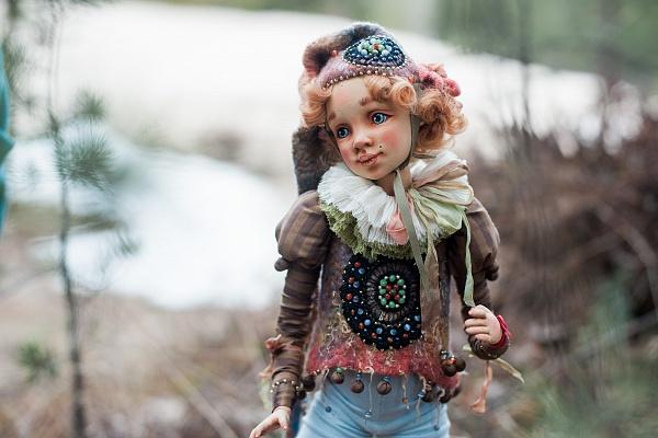 Кукольная Галерея Вахтанова