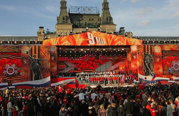 9 мая: концерты в Москве