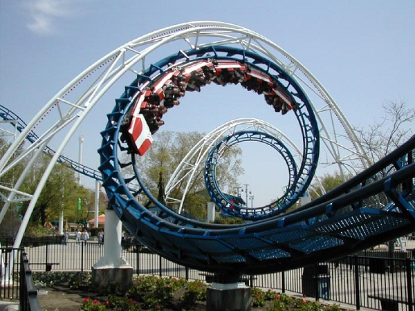 Rock'n'Roller Coaster avec Aerosmith