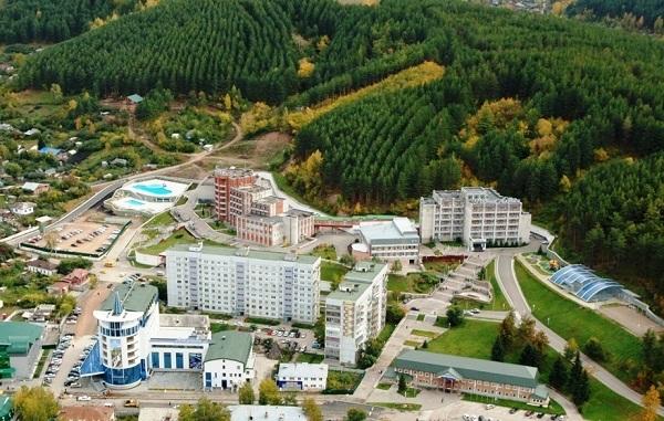 Пансионаты в Алтайском крае
