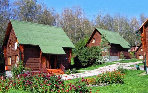 Адару - отдых на Алтае: живописные домики