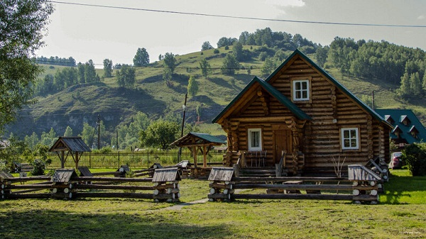 Парма в Алтайском крае