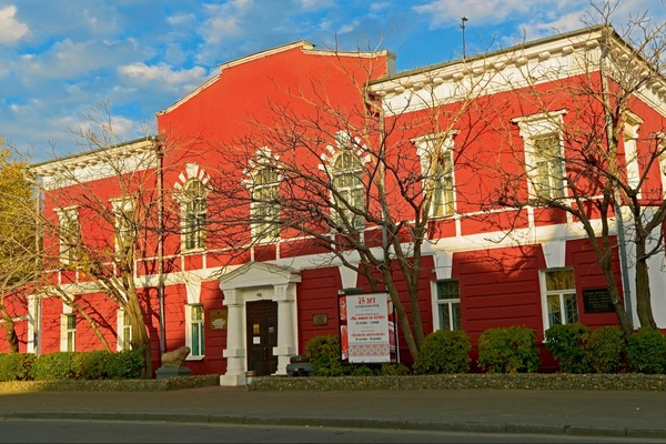 Краеведческий музей Алтайского края