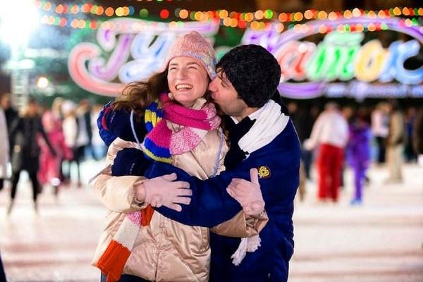 Где погулять с девушкой в Москве зимой