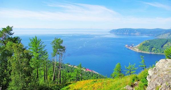 Байкал: Исток Ангоры