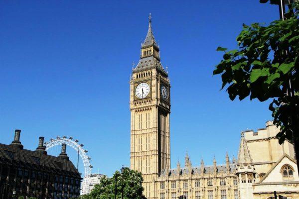 Биг-Бен – главная достопримечательность Лондона
