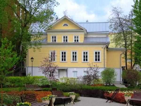 Жилой дом П.Т. Клюева