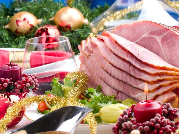 Как не испортить свое здоровье новогодним перееданием