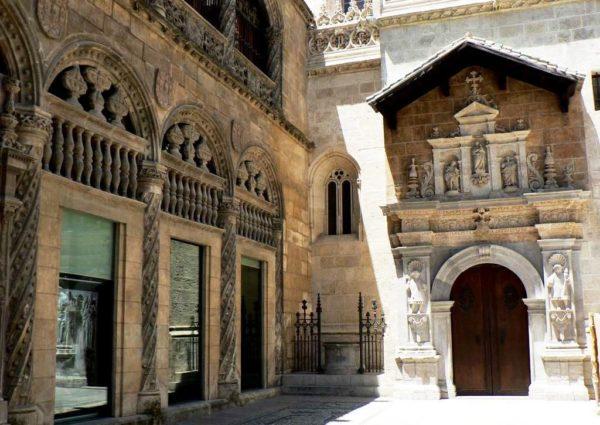 Королевская капелла (исп. La Capilla Real de Granada) – усыпальница