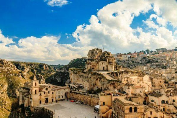 Базиликата - античный регион Италии