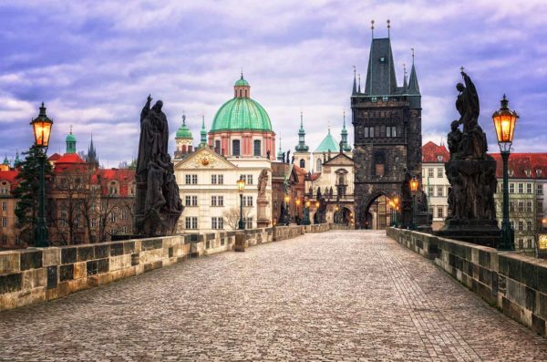 Карлов мост в Праге