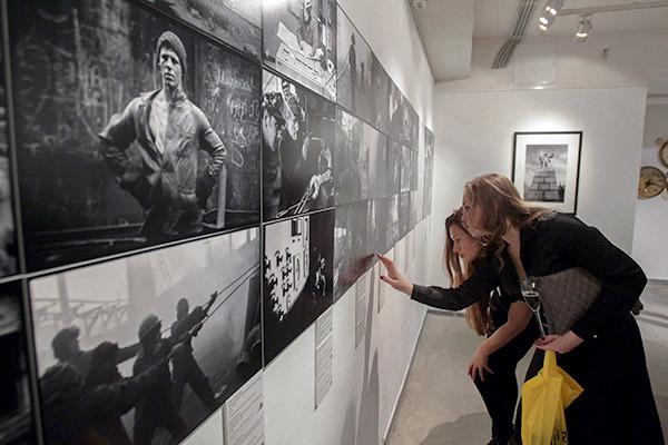 Фотогалерея братьев Люмьер в Москве