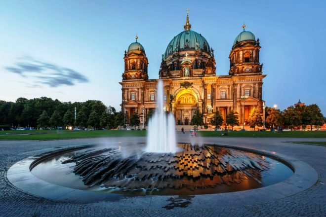 Берлин достопримечательности