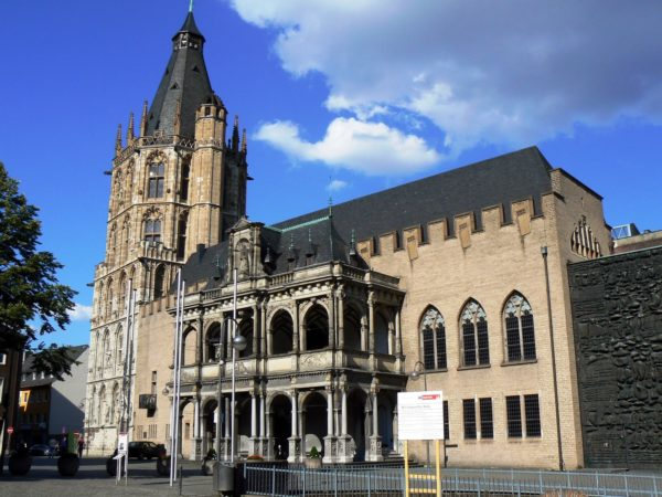 Кёльнская ратуша – здание городского управления