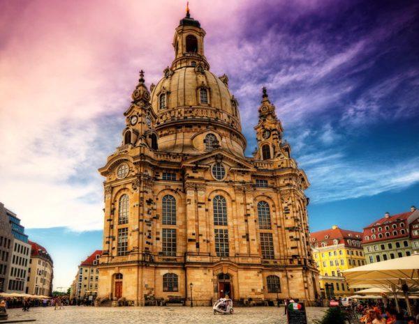 Frauenkirche – церковь Богородицы