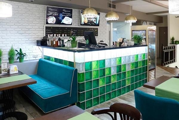 кафе Zelen Eco Cafe