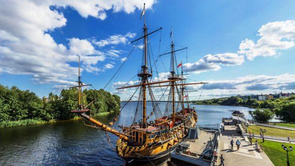 Корабль-музей «Гото-Предестинация»
