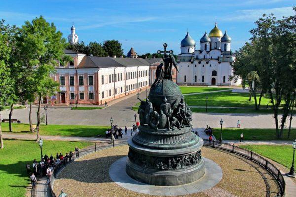 Достопримечательности Новгорода
