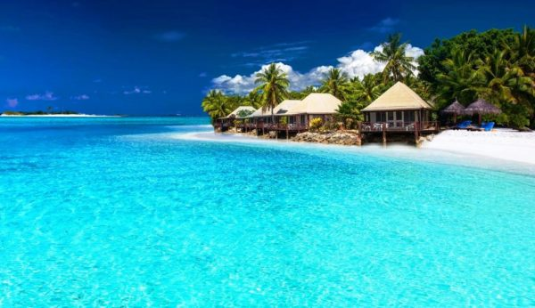Острова Ари на Мальдивах