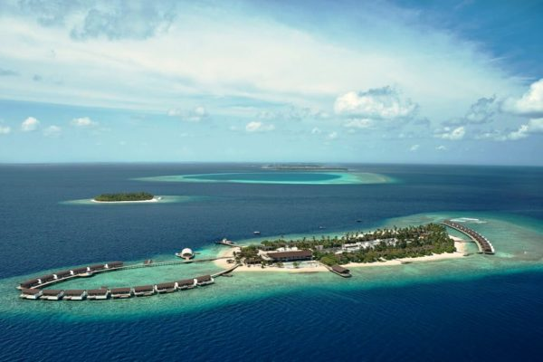 Атоллы на Мальдивах
