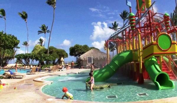 Отдых с детьми в Доминикане