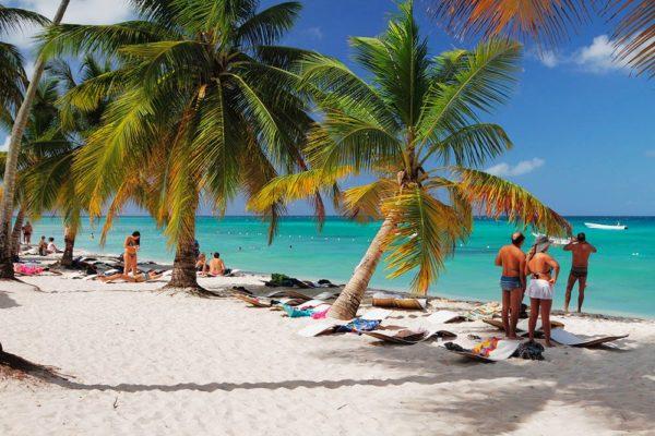 Пляжи в Доминикане