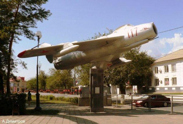 Самолет Юрия Гагарина