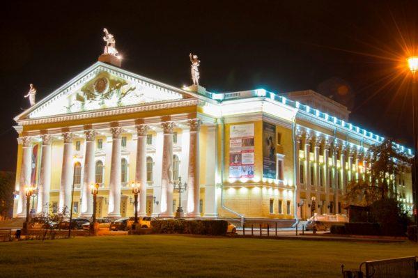 Театр оперы и балета имени М. Глинки